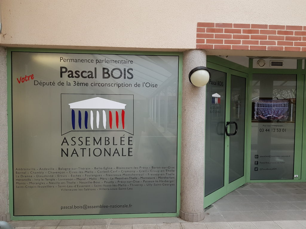 permanence parlementaire pascal bois